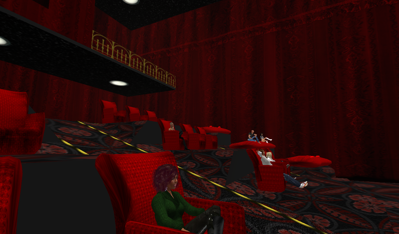 Japan S 4d Movie Theatre Ongoing Information Trends A Weblog