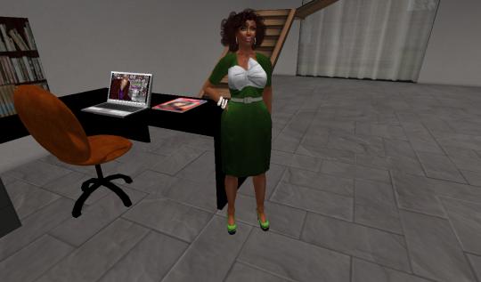 Snapshotgreen dress10_001