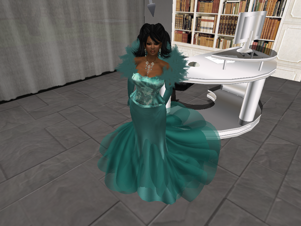 Snapshotteal gown1_001